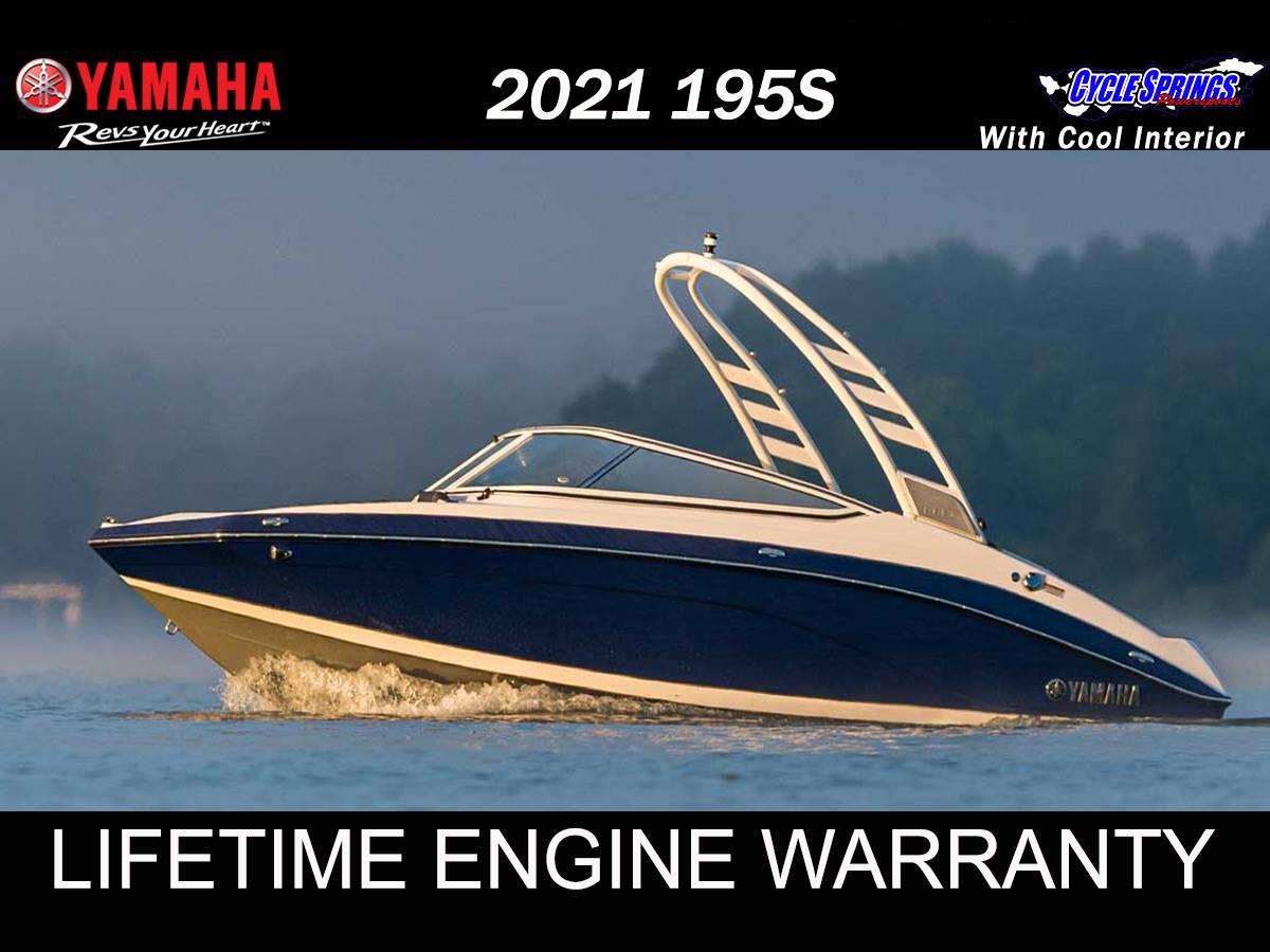 Yamaha Boats195s kaufen - boats.com