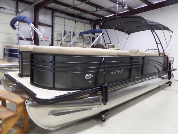 Harris Flotebote Sunliner 240 SL
