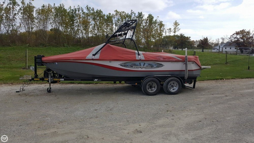 Correct Craft 210 SPORT NAUTIQUE 2005 Correct Craft 210 SPORT NAUTIQUE for sale in Middlebury, IN