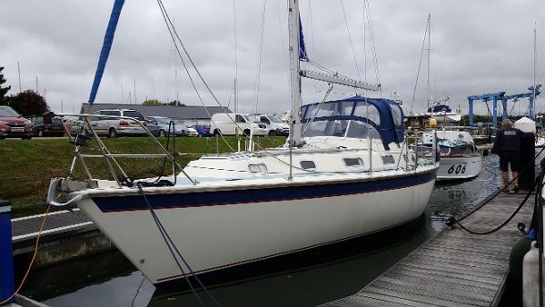 Westerly Seahawk 34 - Bilge Keel Westerly Seahawk Bilge Keel