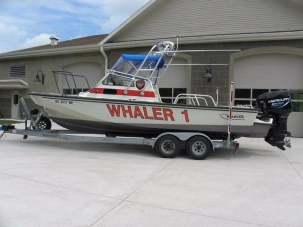 Boston Whaler 25 Guardian Sentry