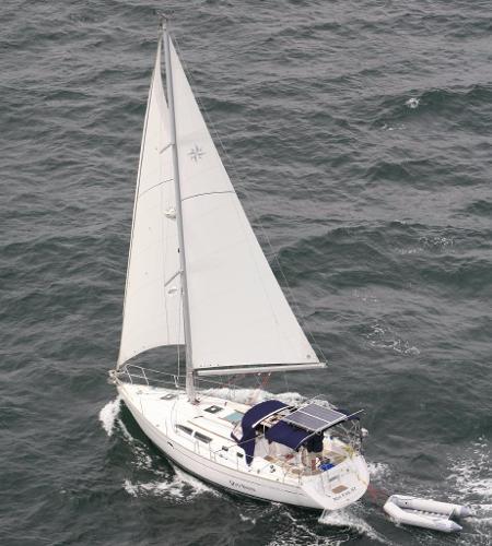 Jeanneau Sun Odyssey 37 Main