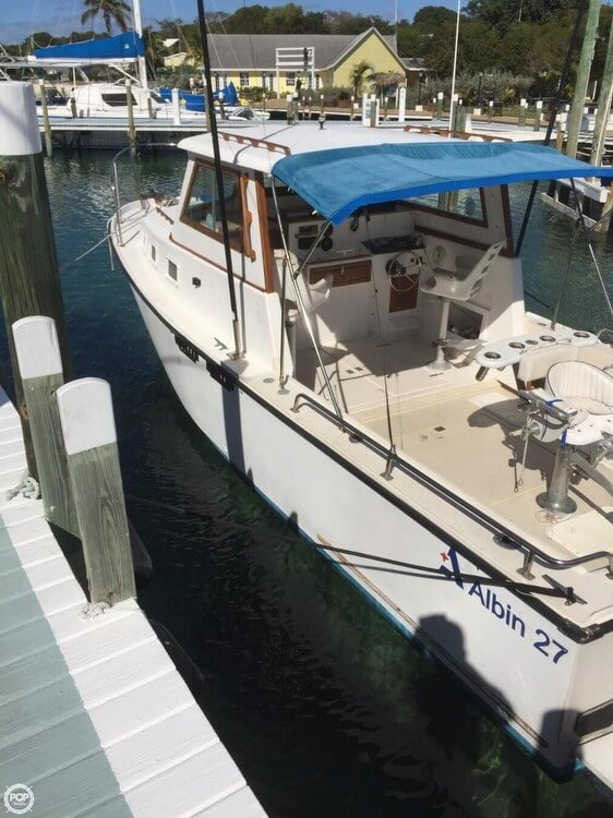 Albin 27 Sport Express 1986 Albin 27 Sport Express for sale in Abaco,