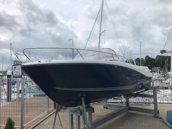 Jeanneau Cap Camarat 6.5 WA Series 3 c/w 200hp o/b - IN STOCK NOW