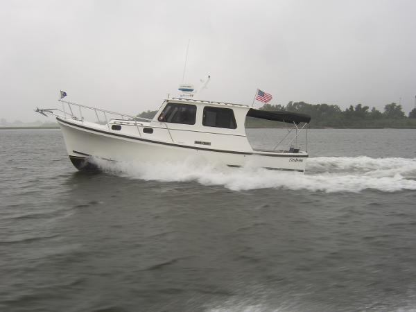 Eastern 31 Casco Bay
