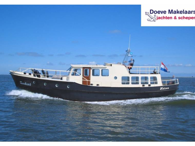 Motor Cutter, Live Aboard with TRIWV