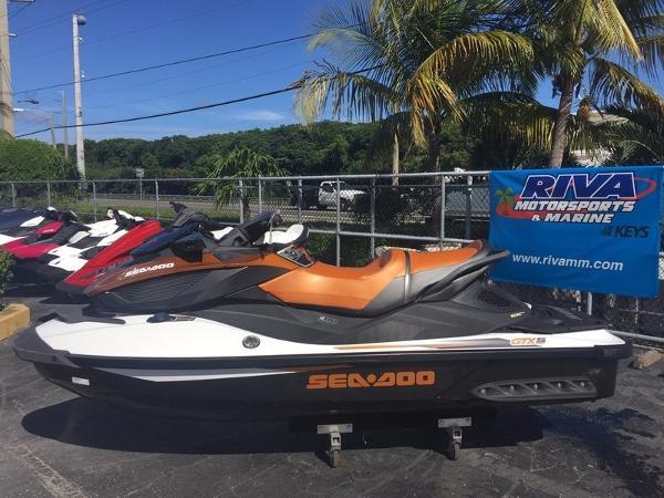Sea-Doo GTX S 155
