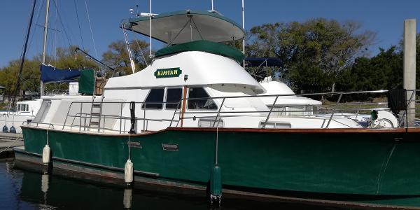 Monk Trawler 50