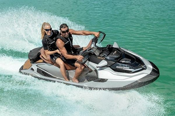 Sea-Doo GTX Limited 300 Manufacturer Provided Image: Manufacturer Provided Image