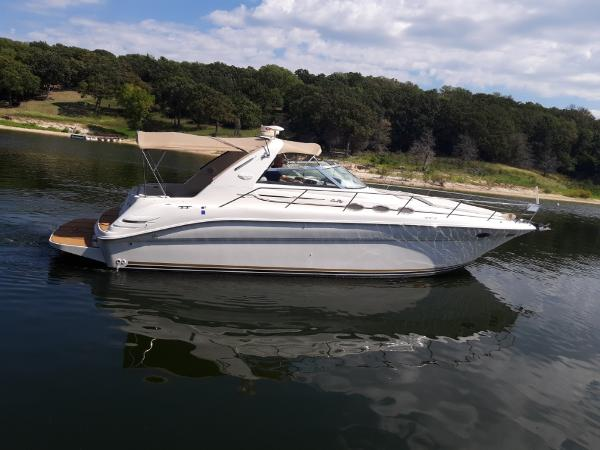 Sea Ray 370 Sundancer Stb. Profile