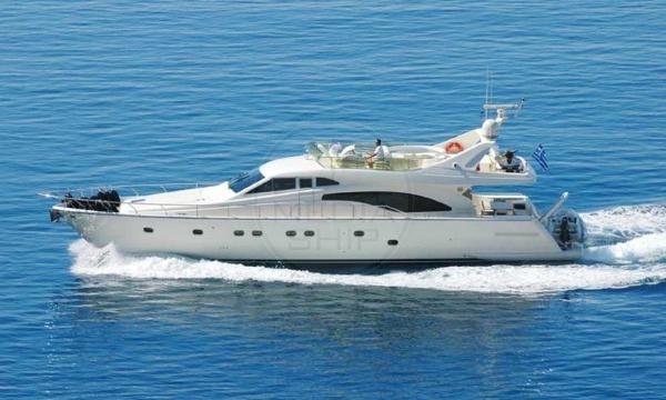 Ferretti Yachts 680 FERRETTI - FERRETTI 680 - exteriors