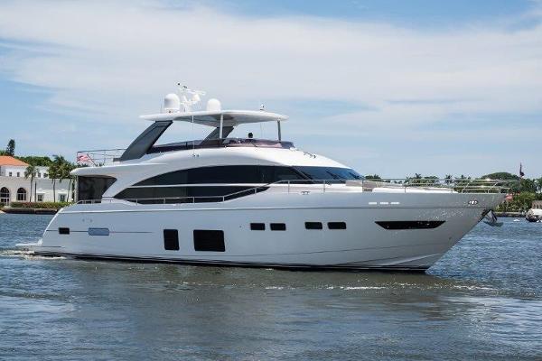 Princess 75 Motor Yacht 2019 75 Princess Motor Yacht