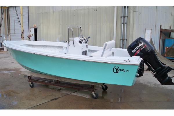 C-Hawk 190 Center Console SPL