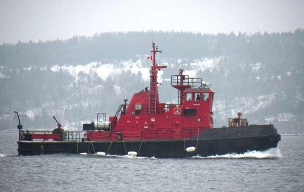 Commercial Fire Class Tug