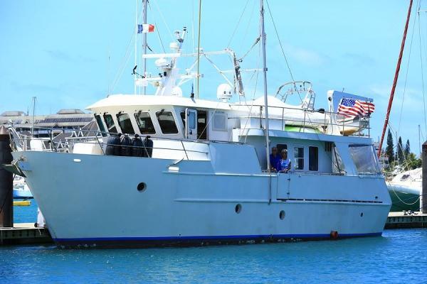 Cape Horn 55 Port Profile