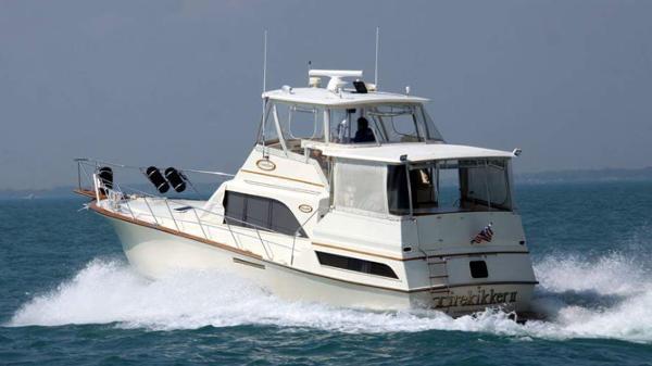 Ocean 46 Sunliner