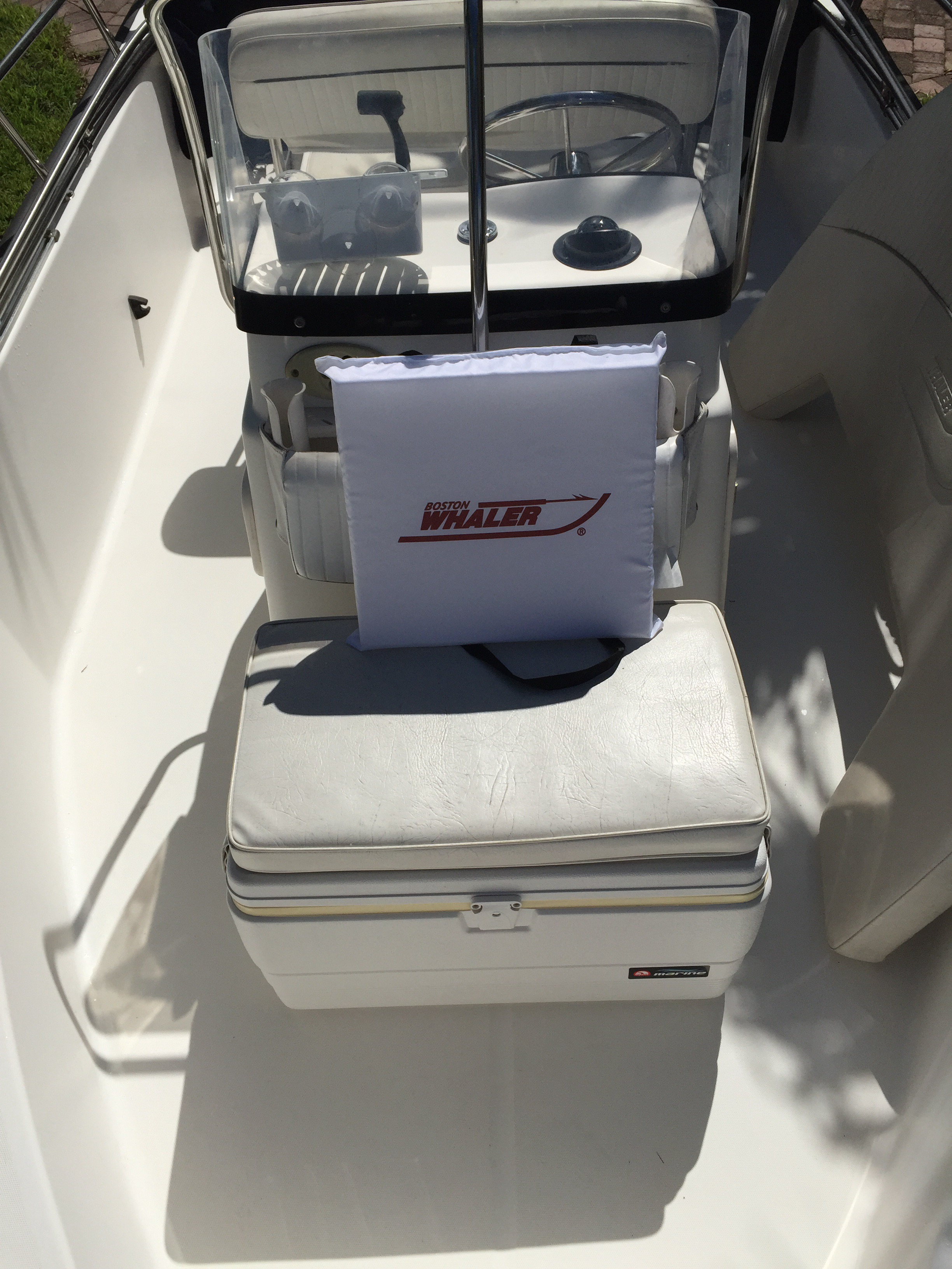 Used Boston Whaler center console boats for sale in United States
