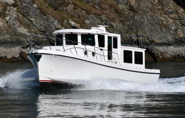 American Tug Waypoint 36  Hull #1 The Waypoint 36 - hull #1