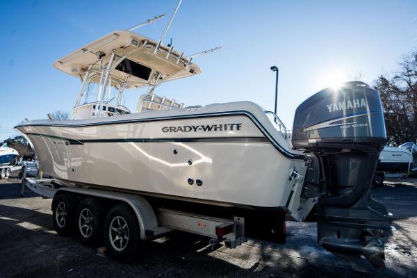Grady-White 283 Release