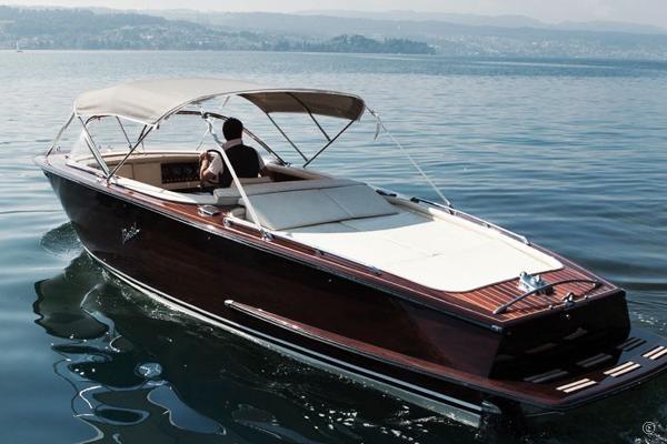 Boesch 620 Acapulco Bimini de Luxe