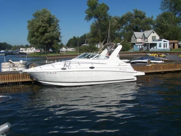 Cruisers 2870 bateaux en vente for Moriches boat and motor