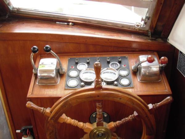 Gulfstar Trawler