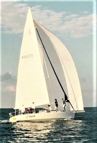 J Boats 105 Deep draft