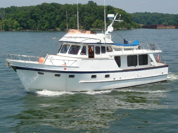 DeFever 49 Pilothouse 49 RPH Defever