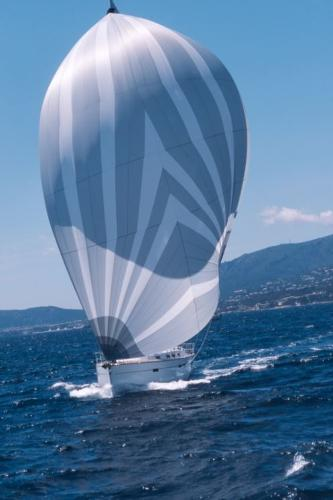 Bavaria Cruiser 45 Sails