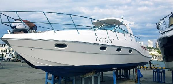 Gulf Craft Oryx 36 Hard Top Gulf Craft Oryx 36 Hard Top