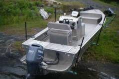 Stanley Aluminum Custom Built Runabout Photo 1