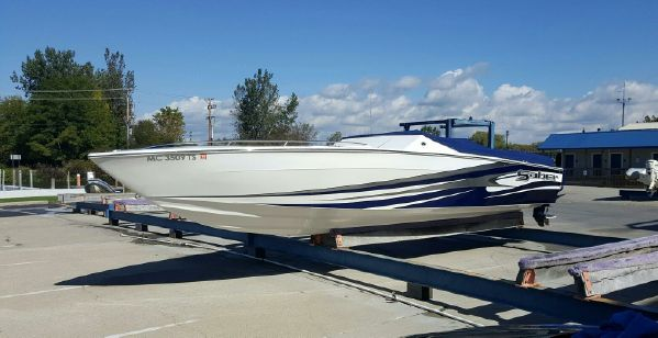 Offshore Yachts Saber Marine 28 Cyclone