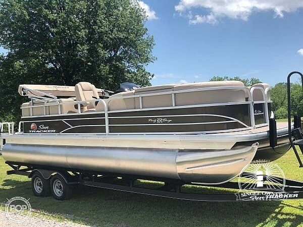 Sun Tracker Party Barge 22 DLX 2019 Sun Tracker Party Barge 22 DLX for sale in Claremore, OK
