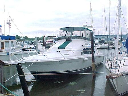 Mainship 40 Sedan Bridge 1994 40 Sedan Bridge