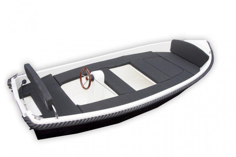 Remus 425 Sloep Remus 425 Sloep Schluppe Ruderboot open