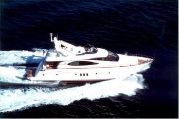 Azimut 74 Solar Sailing