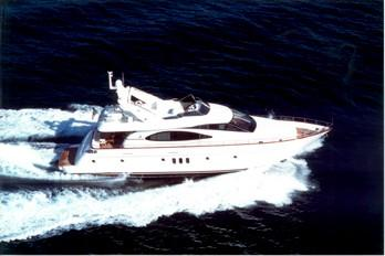 Azimut 74 Solar Manufacturer Provided Image