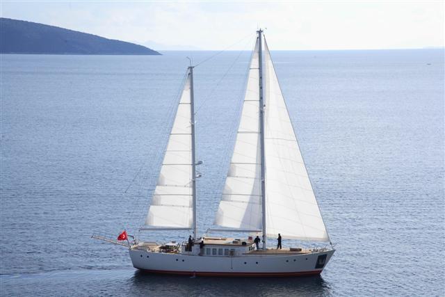 Aegean Yacht Ketch Ketch sailing profile photo