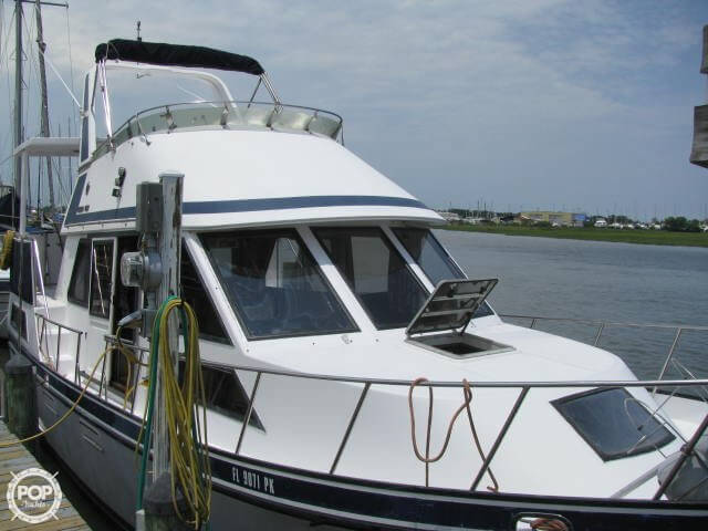 Golden Star 35 Sundeck 1987 Golden Star 35 Sundeck for sale in Saint Augustine, FL