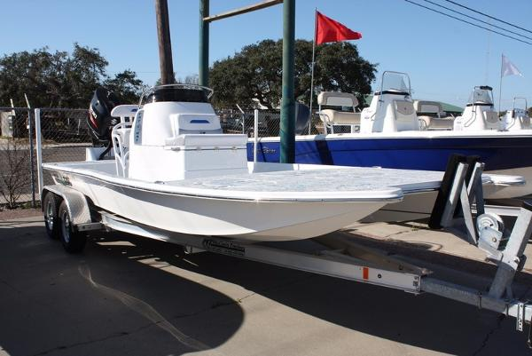 Fat Cat Boats CB-21 Manta Ray Sport