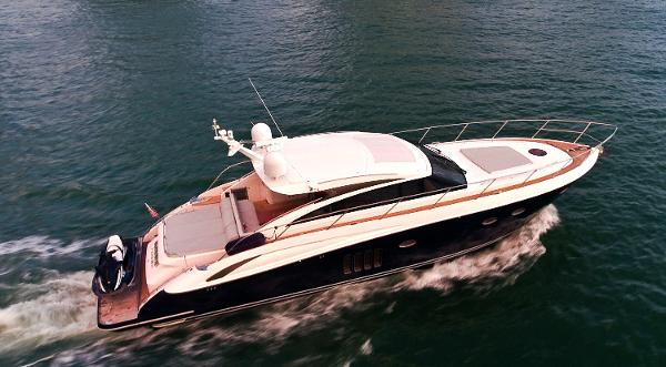 Princess V62 Profile