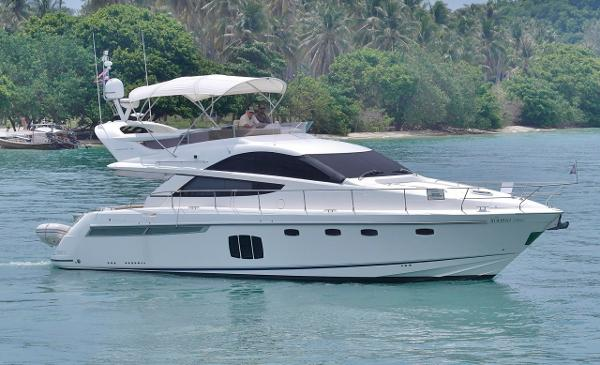 Fairline Phantom 48 Motor Yacht
