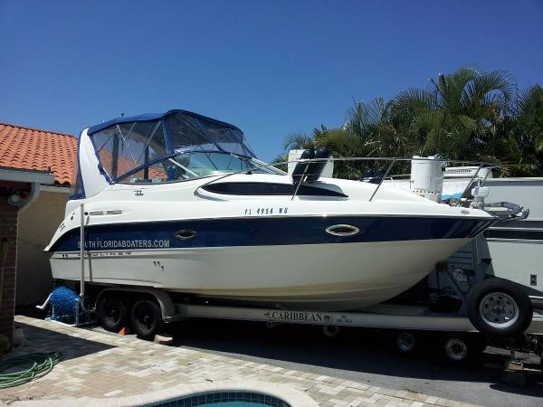 Bayliner 275 Ciera Sunbridge Bayliner 275 SUNBRIDGE