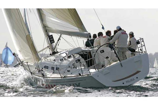 X - Yachts X-37 Manufacturer Provided Image: Sailing