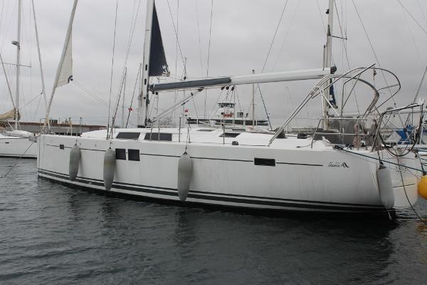 Hanse 505