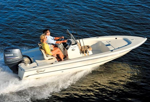 Scout 177 Sportfish Manufacturer Provided Image
