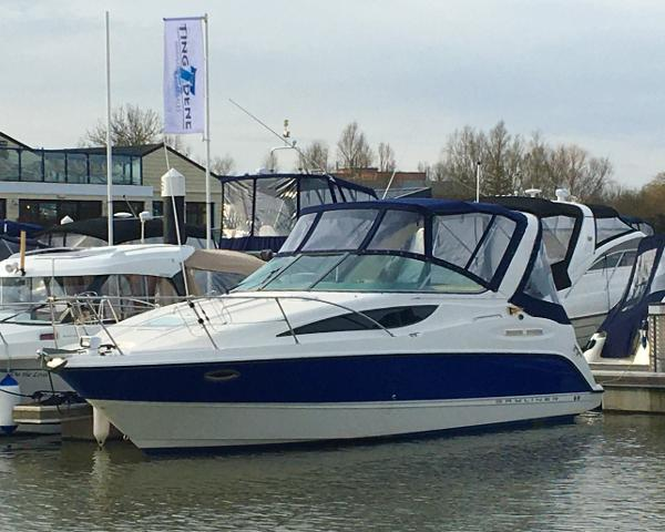 Bayliner 285 Cruiser Bayliner 285 Cruiser Racecourse Marina Tingdene Boat Sales Ltd