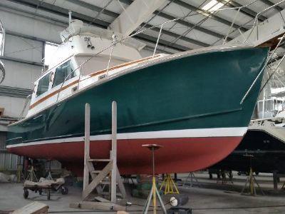 Wilbur 38 Downeast FB Cruiser