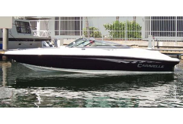 Caravelle Boats 237LS Bow Rider Manufacturer Provided Image