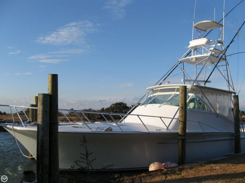 Buddy Davis 45 Express 2002 Buddy Davis 45 Express for sale in Hatteras, NC